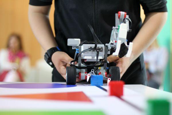 πρωτάθλημα ρομποτικής