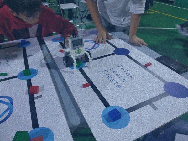 πρωτάθλημα ρομποτικής αγωνιστική 1
